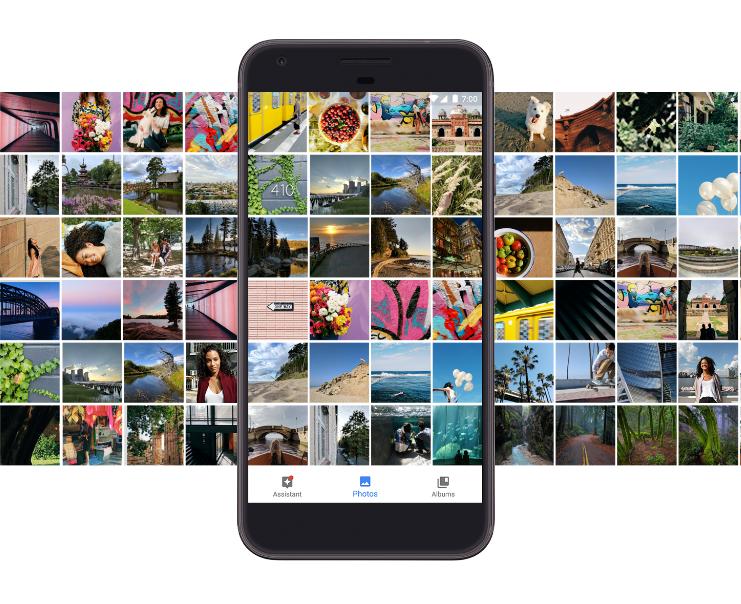 El nuevo Pixel by Google