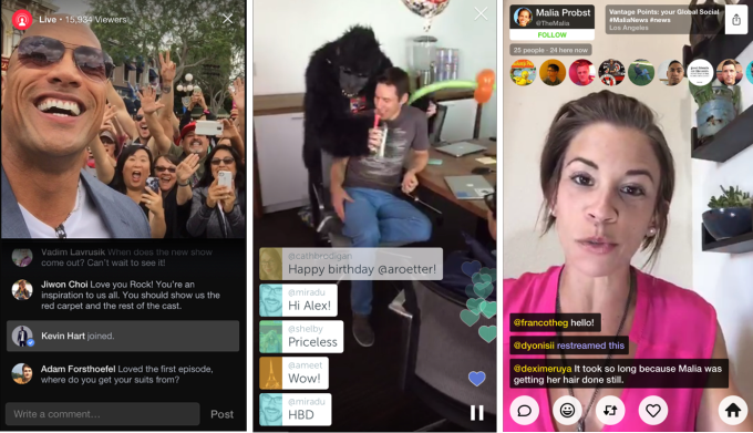 Live video streaming, la última tendencia en social media