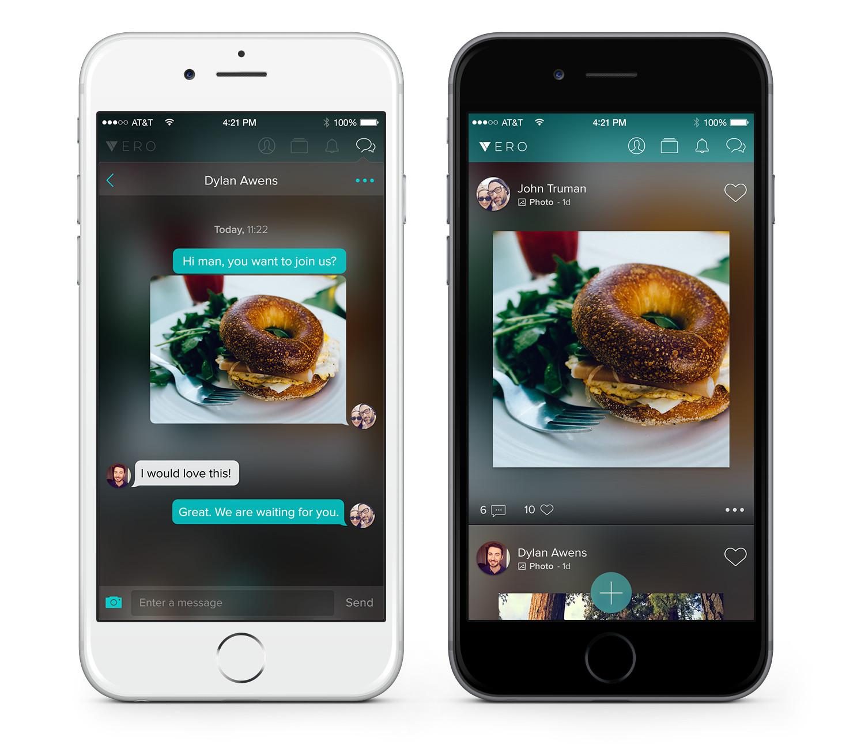 Vero: la app que le quiere quitar el trono a Instagram