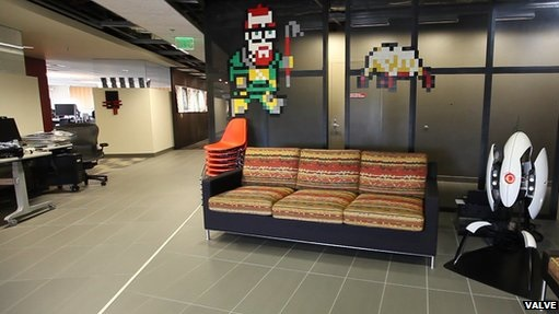 Valve: Una empresa sin jefes