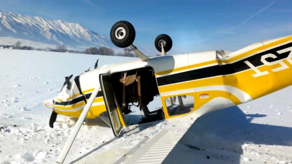 Plane Crashes vs Online Advertising
