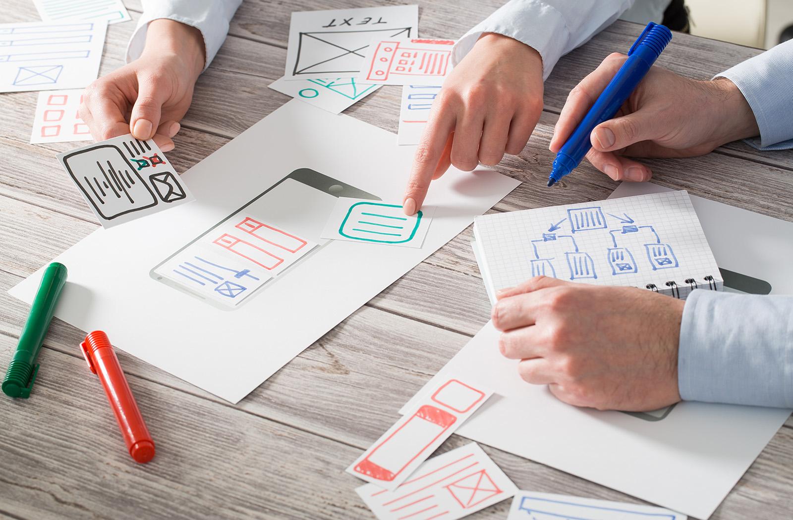 La importancia de la arquitectura de información en un sitio web
