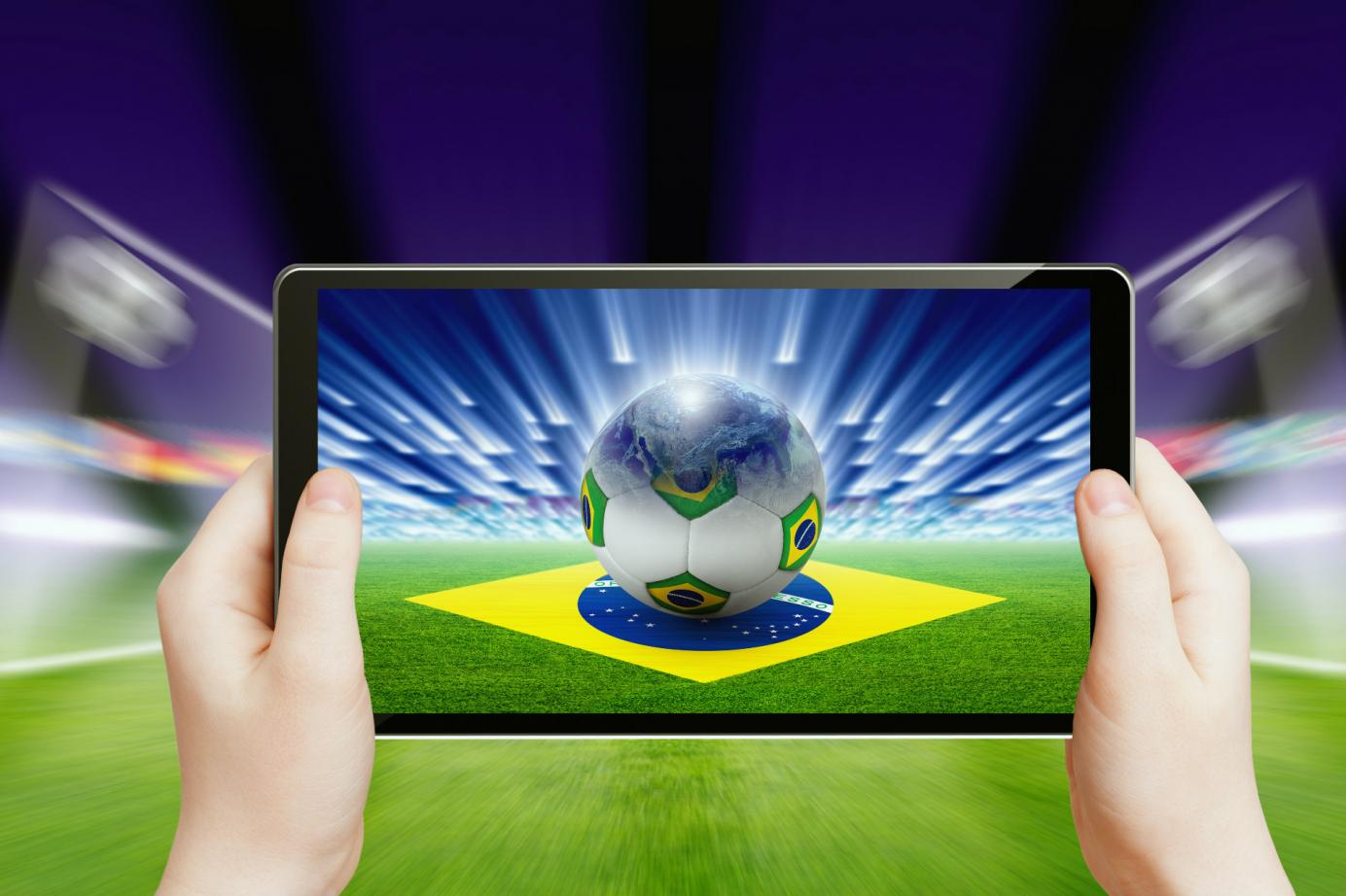 Los resultados de Brasil 2014 en redes sociales