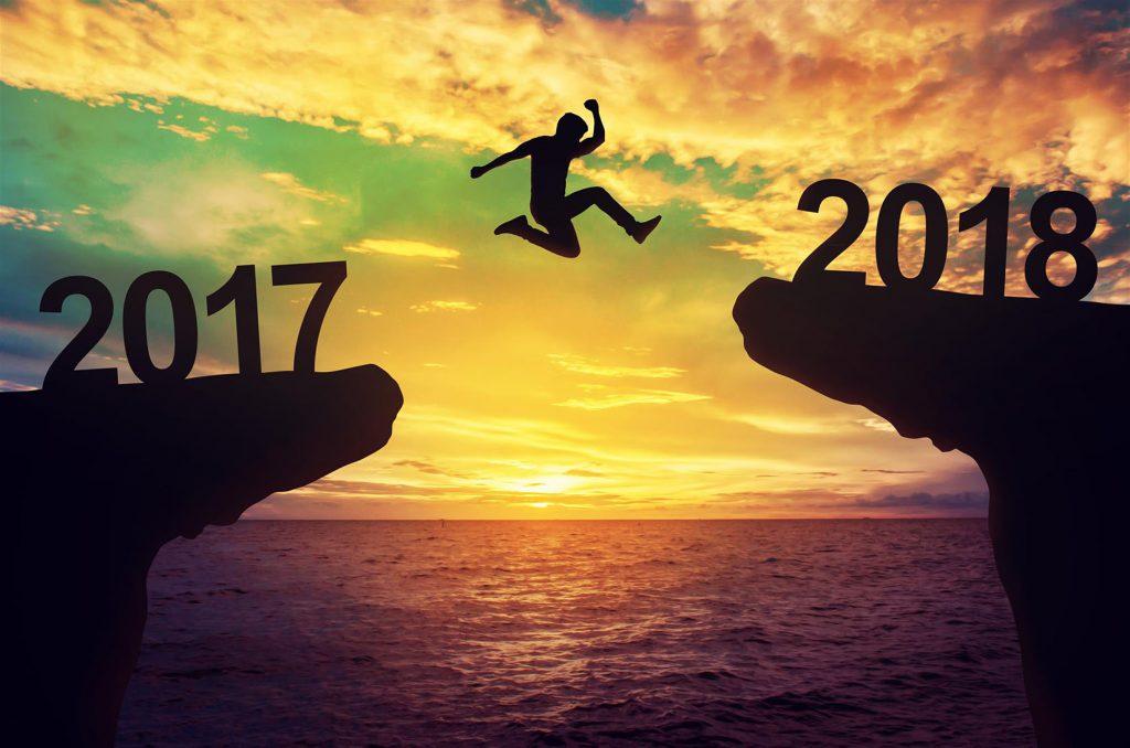 4 cosas que seguramente veremos durante 2018