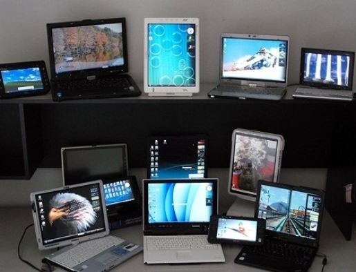 ¿Tableta o laptop?