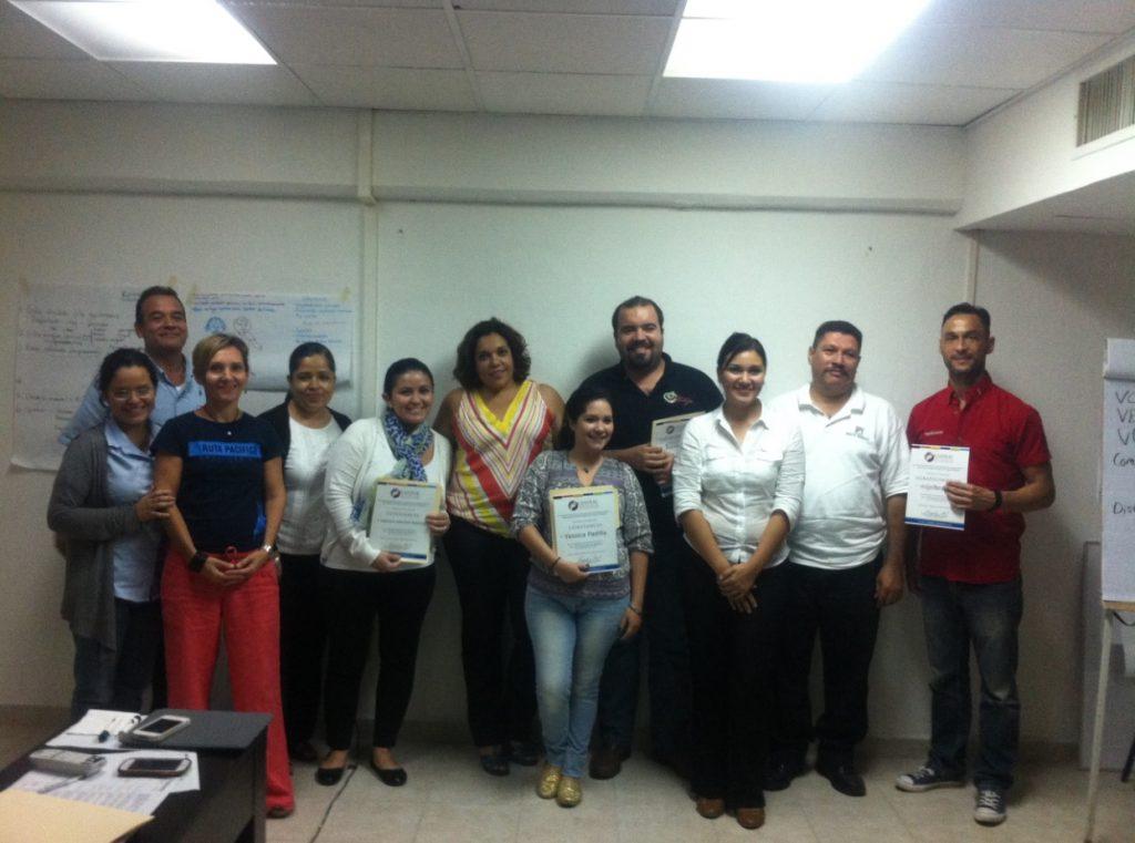 Taller de Estrategia de Marca en CANIRAC Puerto Vallarta