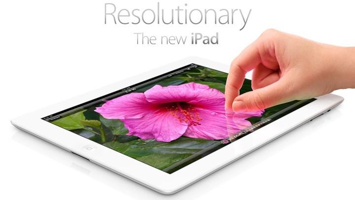 Breve reseña del iPad3