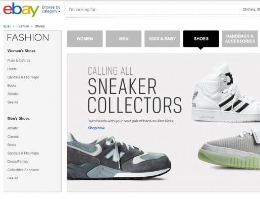 eBay gets a new look