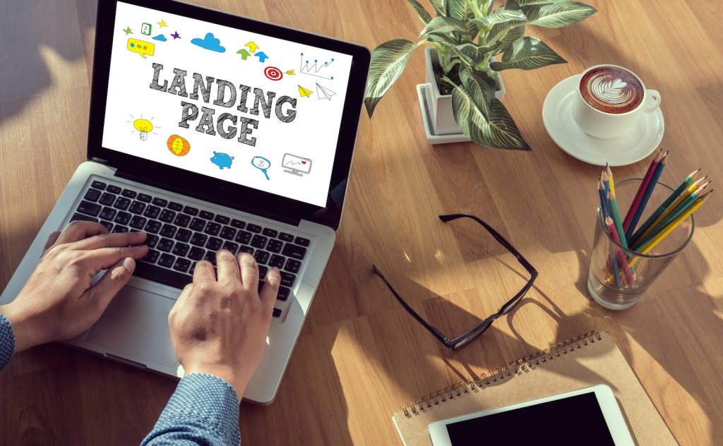 How to Create an Effective Landing Page and Not Die Trying