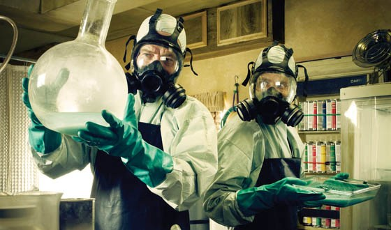 Ficción vs Realidad: Breaking Bad, drogas y marketing