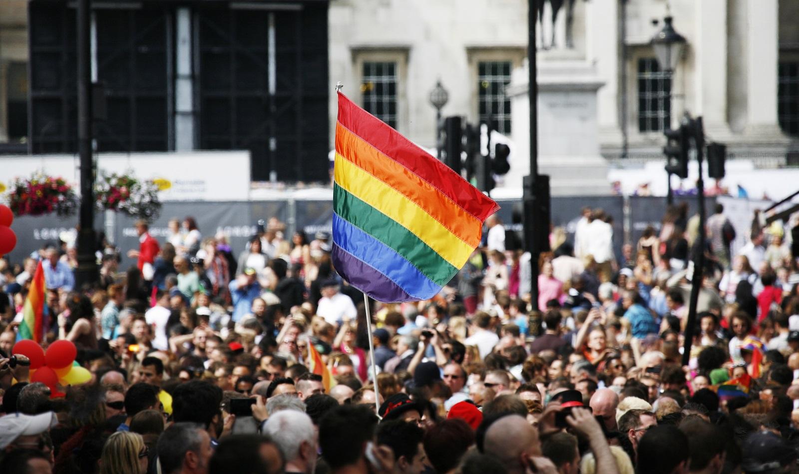 Demostraciones gay en mexico