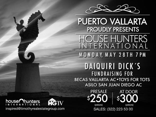 House Hunters International en Puerto Vallarta