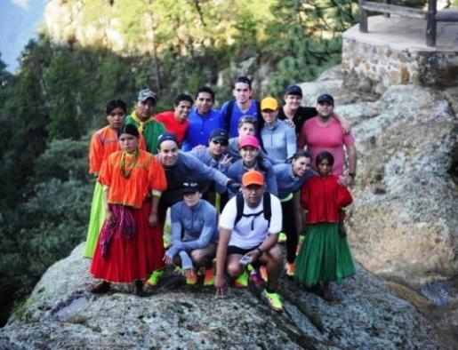 Los Nike Free Flyknit fueron presentados en la Sierra Tarahumara
