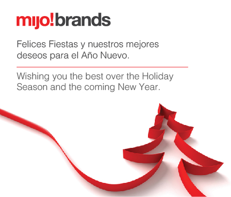 Mijo! Brands Wishes you Happy Holidays