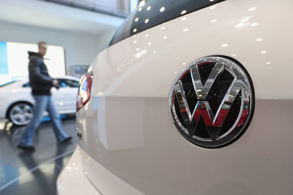 The Cost of the Volkswagen Scandal