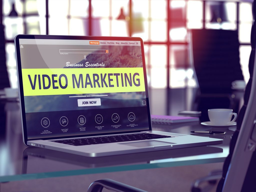 Videos as marketing stategies
