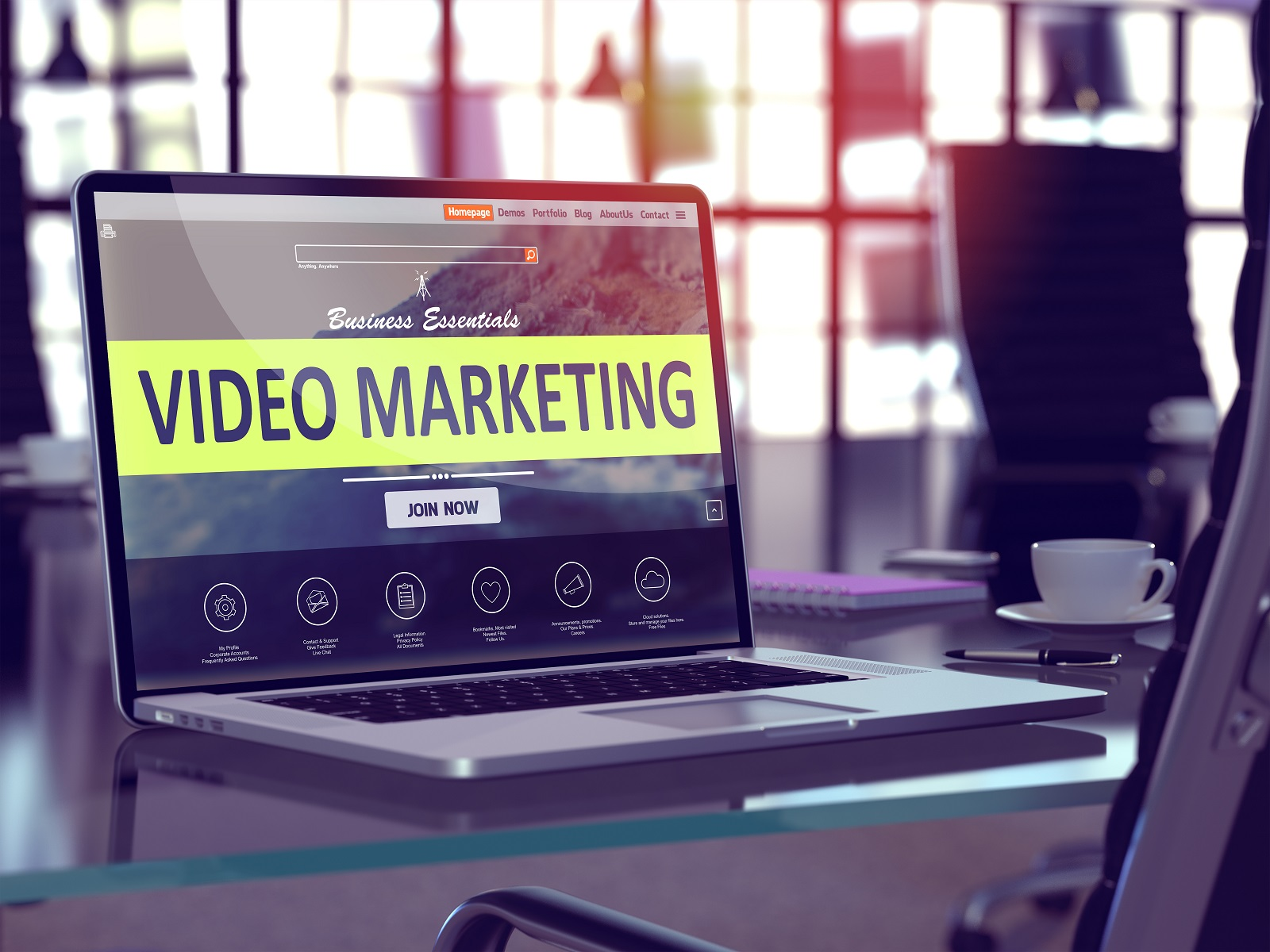 Los videos como estrategias de marketing