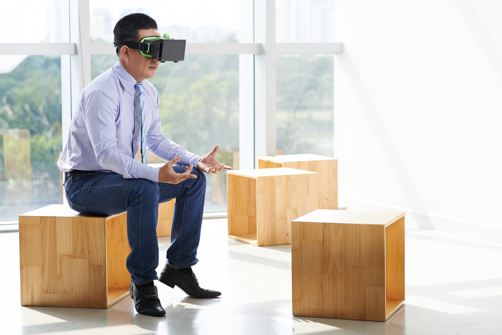 VRing Virtual Reality to your Business