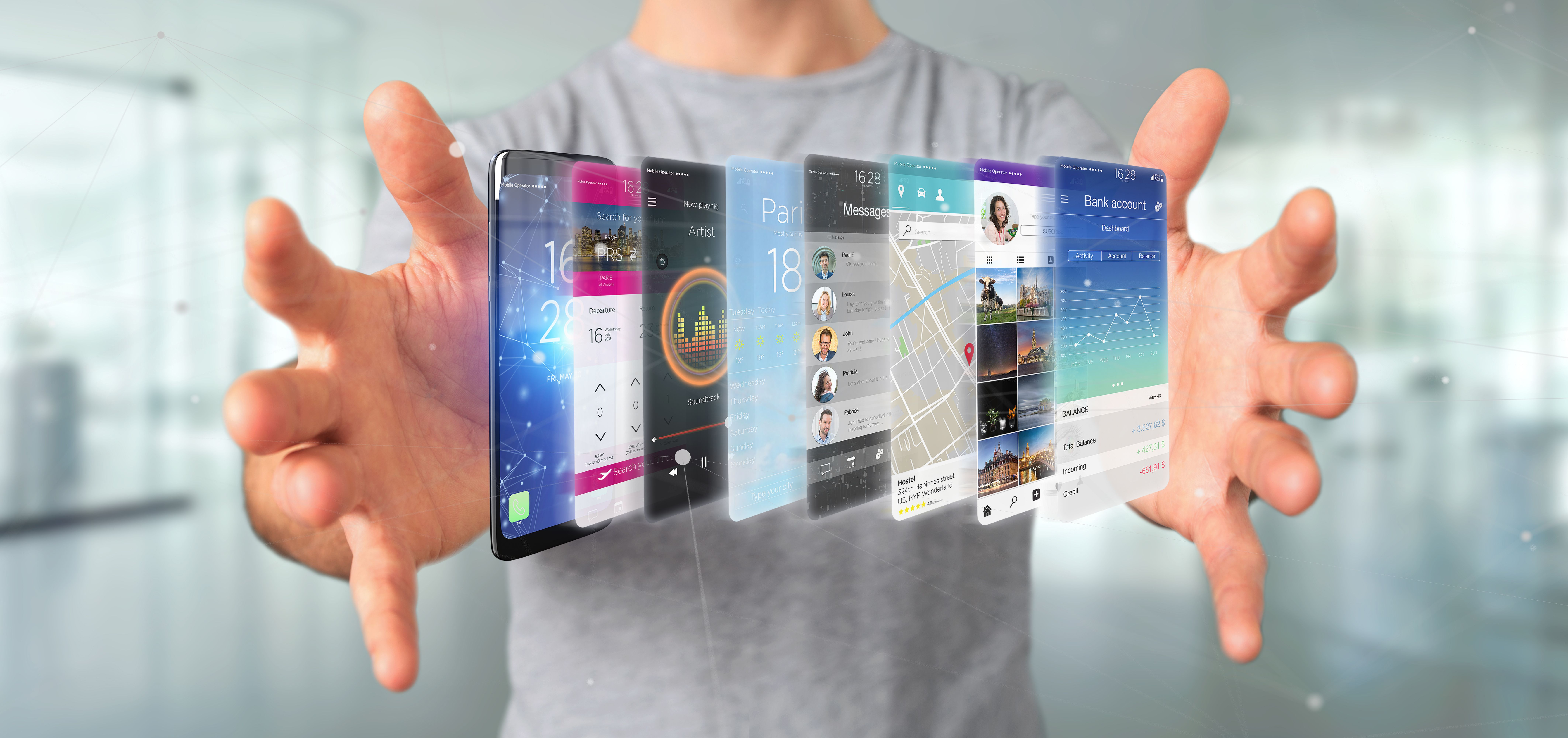 Web applications are the future for mobile
