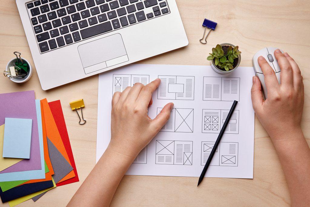 4 factores para conservar las bases del diseño editorial en tus diseños de interfaz web