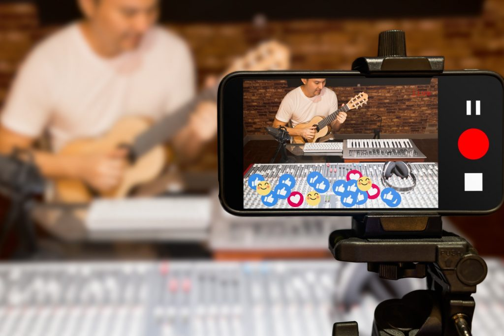 Tips para posicionar tu proyecto musical de forma orgánica en redes sociales